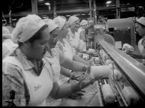 1959 Top industries of Hawaii