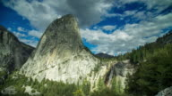 Top of Yosemite Valley - Time Lapse