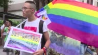 A top Taiwan court rules in favour of gay marriage a landmark ruling that paves the way for the island to become the first place in Asia to legalise...