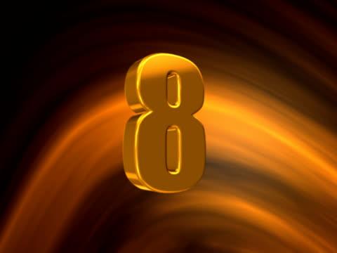 top ten countdown (PAL 25P )