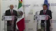 Top US and Mexican officials sought common ground Friday in Mexico City on issues such as migration and drug trafficking even as President Donald...