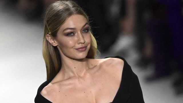 Top US fashion model Gigi Hadid pulls out of the annual Victoria's Secret fashion show in Shanghai after an online video showing her apparently...