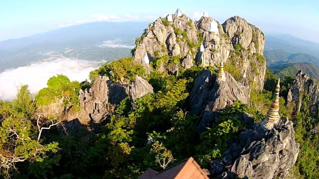 Top View Wat Chalermprakiat Prajomklao Rachanusorn-Tempel
