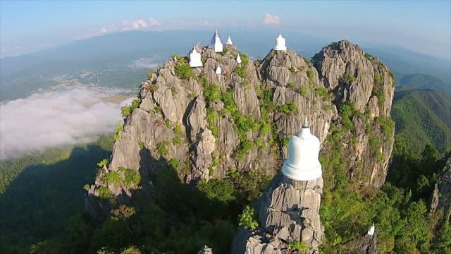 Top View Wat Chalermprakiat Prajomklao Rachanusorn Temple