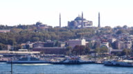 Topkapi Palace And Hagia Sophia