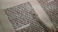 Torah Scroll Pointer