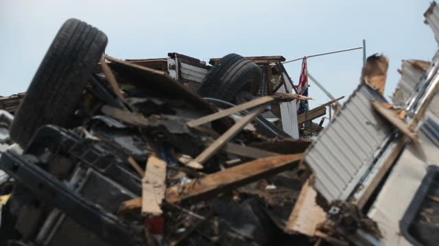 Tornado: Complete Destruction of Joplin