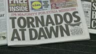 Tornados at dawn was the frontpage headline on Britains top selling paper The Sun after Britain joined the US led bombing campaign over Syria on...