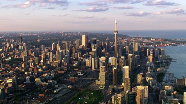 Horizonte da cidade de Toronto Ontário