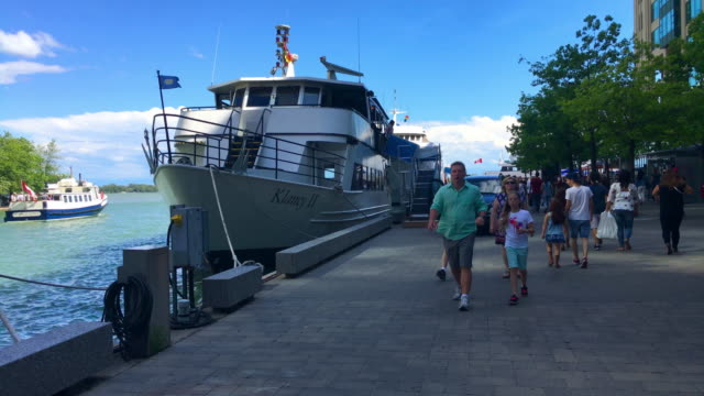 Toronto,Canada: city waterfront everyday lifestyle, point of view image