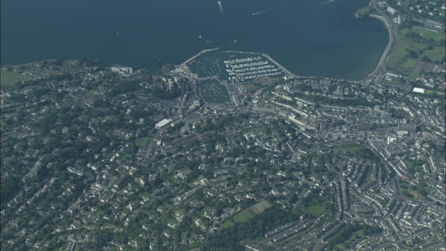 Torquay From 5,000 feet