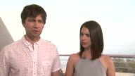 INTERVIEW Torrance Coombs Adelaide Kane on where their characters have left off in the last season at 54th MonteCarlo Television Festival Day 4 on...