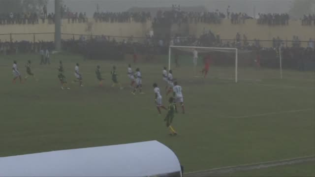 Torrential rain spoils the World Cup debut of South Sudan in Juba with play abandoned early in the first half after they levelled at 11 against...