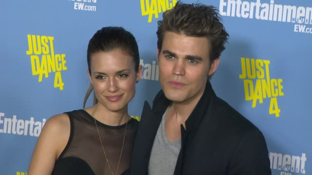 Torrey DeVitto Paul Wesley at Entertainment Weekly's 6th Annual ComicCon Celebration Sponsored By Just Dance 4 on 7/14/12 in San Diego CA