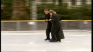 Torvill and Dean to host iceskating reality television show EXT Bonnie Langford on to ice with her dancing partner Gaynor Faye on to ice with her...