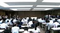 Toshiba Corp President Hisao Tanaka and his two predecessors resigned Tuesday to take responsibility for an accounting scandal over systematically...