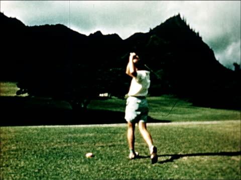 1950 Tourist activities in Hawaii