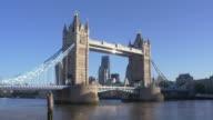 Tower Bridge early morning