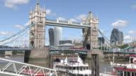 Tower Bridge in London 2015