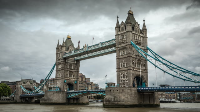 Zeitraffer: Tower Bridge, London