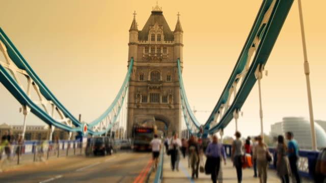 tower bridge time lapse
