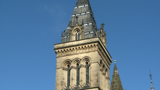 MS, TD, Town Hall, Manchester, England