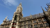 Town hall Munich, Panning