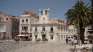 Town Square / Lisbon, Portugal