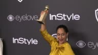 Tracee Ellis Ross at 18th Annual InStyle And Warner Bros Pictures Golden Globes AfterParty at The Beverly Hilton Hotel on January 08 2017 in Beverly...