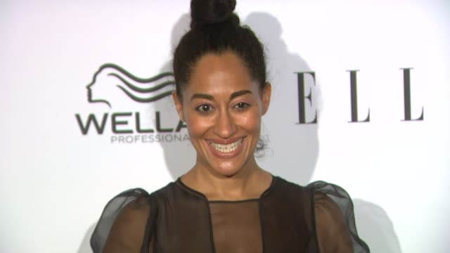 Tracee Ellis Ross at Elle's 2nd Annual 'Women In Television' Celebration 1/24/2013 in West Hollywood CA