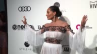 Tracee Ellis Ross at Elton John AIDS Foundation Presents The 25th Annual Academy Awards Viewing Party on February 26 2017 in West Hollywood California