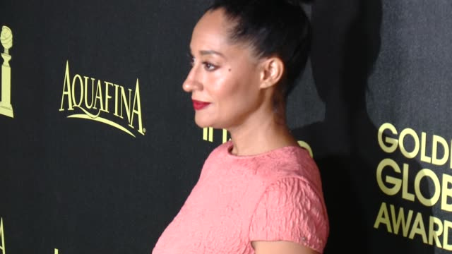 Tracee Ellis Ross at HFPA And InStyle Celebrate The 2014 Golden Globe Awards Season at Fig Olive Melrose Place on November 20 2014 in West Hollywood...