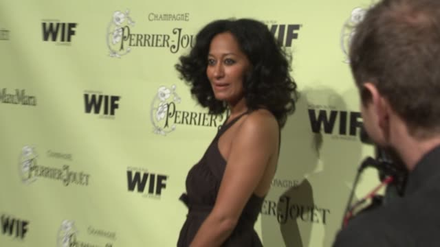 Tracee Ellis Ross at the 2nd Annual Women in Film PreOscar Cocktail Party at Los Angeles CA