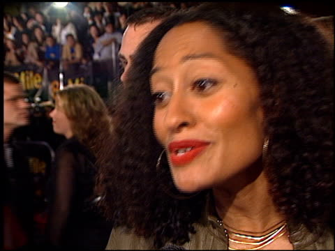 Tracee Ellis Ross at the '8 Mile' Premiere on November 6 2002