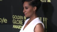 Tracee Ellis Ross at the Hollywood Foreign Press Association And InStyle Celebrate The 2016 Golden Globe Award Season at Ysabel on November 17 2015...