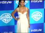 Tracee Ellis Ross at the InStyle/Warner Brothers Golden Globes Party at the Beverly Hilton in Beverly Hills California on January 16 2006
