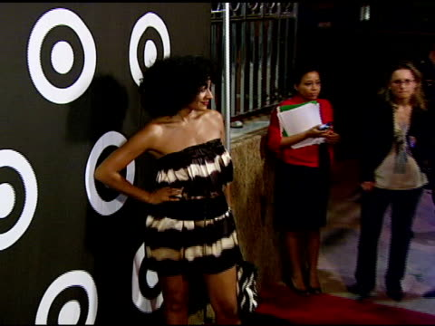 Tracee Ellis Ross at the Target Hosts Common's Finding Forever Album Release Party at One Sunset in Hollywood California on July 31 2007