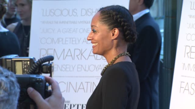 Tracee Ellis Ross at the 'The September Issue' Special Screening at Los Angeles CA