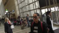 Tracee Ellis Ross departing at LAX Airport in Los Angeles in Celebrity Sightings in Los Angeles