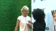 Tracee Ellis Ross Nicola Maramotti at the Max Mara And W Magazine Cocktail Party To Honor The Women In Film Max Mara Face Of The Future Award...