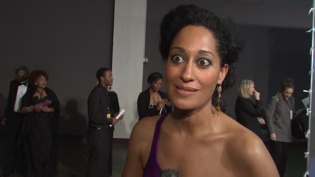 Tracee Ellis Ross on being nominated at the 40th NAACP Image Awards at Los Angeles CA