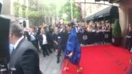 Tracee Ellis Ross outside The Mark Hotel in New York in Celebrity Sightings in New York