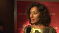 Tracee Ellis Ross talks about hosting the luncheon and being apart of such a fabulous event Speaks about the place of Essence for black women and...