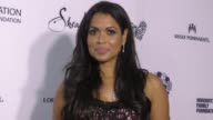 Tracey Edmonds at The Wearable Art Gala at California African American Museum on April 29 2017 in Los Angeles California