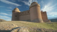 W/S track forward castle of La Calahorra