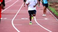 Track-Laufen