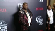 Tracy Morgan at Netflix Presents 'Def Comedy Jam' 25 Anniversary Special Arrivals at The Beverly Hilton Hotel on September 10 2017 in Beverly Hills...
