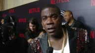 INTERVIEW Tracy Morgan on how Def Comedy Jam influenced his career and comedy why people love it why he is here tonight why Netflix is a great place...