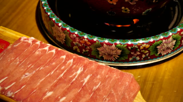 Traditional Chinese Copper Hot Pot