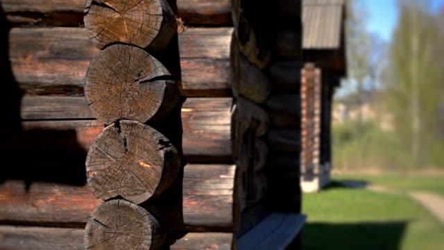 Casa costruzione elementi tradizionali russe